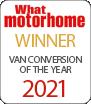 What Motorhome Winner - Van Conversion Of The Year 2021